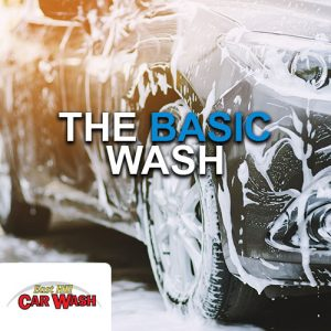 the basic car wash