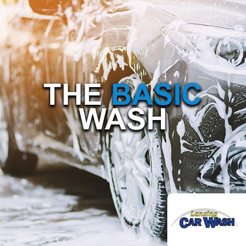 the basic car wash