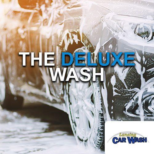 delux car wash in lansing ny