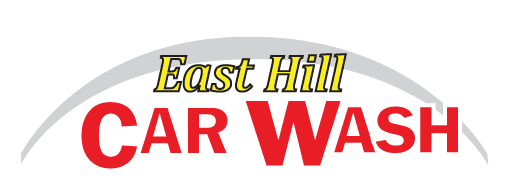East Hill Car Wash logo